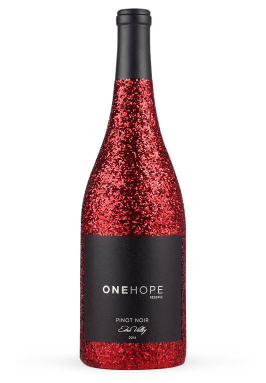 Edna Valley Pinot Noir Red Glitter Edition