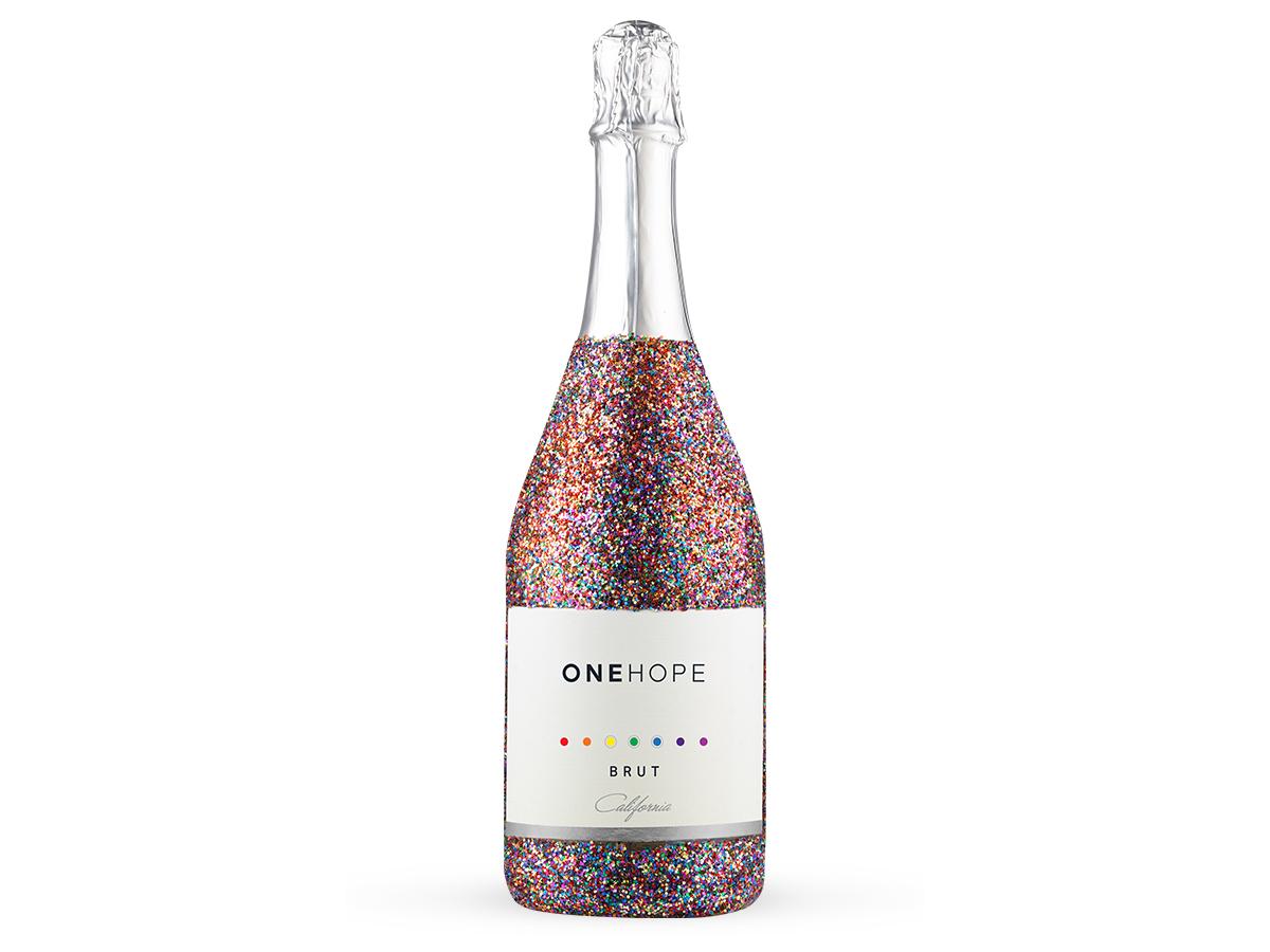 ONEHOPE Rainbow Glitter Edition - Brut Sparkling Wine